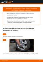 Wie Opel Astra H Limousine Stoßdämpfer hinten wechseln - Anleitung