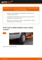 Changement Filtre à Air SUZUKI CELERIO : guide pdf