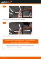 DIY manual on replacing FIAT PUNTO 2020 Accessory Kit, disc brake pads
