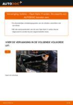 PDF handleiding voor vervanging: Ontstekingsspoel OPEL Astra H Sedan (A04)
