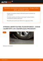Jak zmienić Amortyzatory DODGE CALIBER: darmowy pdf