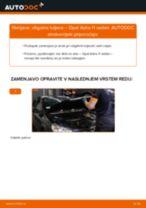 Kako zamenjati avtodel vžigalna tuljava na avtu Opel Astra H sedan – vodnik menjave