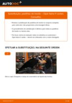 Manual DIY sobre como substituir o Rolamento da Roda no MERCEDES-BENZ VITO 2020