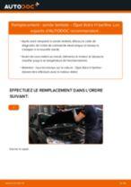 Comment changer : sonde lambda sur Opel Astra H berline - Guide de remplacement