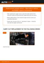 Auto mechanic's recommendations on replacing OPEL Opel Zafira B 1.8 (M75) Poly V-Belt