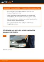 Umfangreiche Anleitung, um Fahrzeugwartungen und -reparaturen selbst vorzunehmen