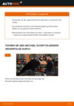 OPEL Radlagersatz hinten rechts links selber auswechseln - Online-Anleitung PDF