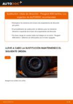 LEMFÖRDER 12070 05 para 406 (8B) | PDF guía de reemplazo