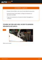 Wechseln von Motorölfilter MERCEDES-BENZ VITO: PDF kostenlos