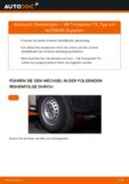 Stoßdämpfer vorne selber wechseln: VW Transporter T4 - Austauschanleitung