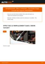 PURFLUX C482 pour Doblo Cargo (223_) | PDF tutoriel de changement