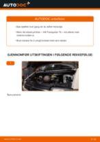 Bytte Bremseslange foran høyre Citroën C3 Pluriel: handleiding pdf