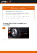 Wymiana Amortyzator VW TRANSPORTER: instrukcja napraw