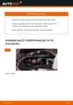Poradnik krok po kroku w formacie PDF na temat tego, jak wymienić Zawieszenie w VW UP