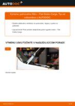 Odporúčania od automechanikov k výmene FIAT Fiat Doblo Cargo 1.3 D Multijet Tlmič pruzenia