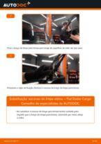 Manual de solução de problemas do FIAT DOBLO