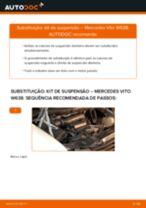 MONROE 742071SP para VITO Autocarro (638) | PDF tutorial de substituição