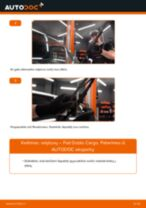 FIAT DOBLO Platform/Chassis (263) remonto ir priežiūros instrukcija