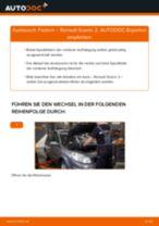 PDF-Tutorial zur Wartung für SCÉNIC