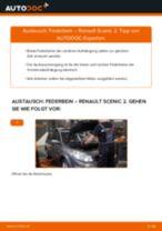 KAMOKA 2000230 für SCÉNIC II (JM0/1_) | PDF Handbuch zum Wechsel