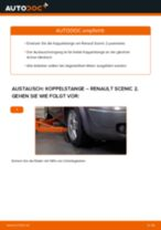 Schritt-für-Schritt-PDF-Tutorial zum ABS Sensor-Austausch beim Volvo V50 Kombi