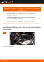 Schritt-für-Schritt-PDF-Tutorial zum Bremsbacken-Austausch beim BMW E87
