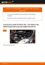 Wie Dämpfer Heckklappe elektrisch beim Mazda 3 bm wechseln - Handbuch online