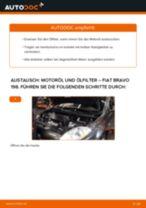 Beheben von Problemen mit FIAT Ölfilter Ersatz mit unserer Anweisung