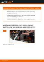 Tipps von Automechanikern zum Wechsel von FIAT Fiat Doblo Cargo 1.3 D Multijet Stoßdämpfer