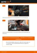FIAT BRAVA Wartungsanweisungen