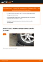 Revue technique PEUGEOT 208 II Schrägheck (UB_, UP_, UW_, UJ_) pdf gratuit
