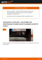 Tipps von Automechanikern zum Wechsel von ALFA ROMEO Alfa Romeo 159 Sportwagon 2.4 JTDM Bremsbeläge