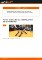 Peugeot 308 SW Kombi Getriebelagerung wechseln Anleitung pdf