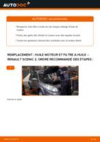 Notre guide PDF gratuit vous aidera à résoudre vos problèmes de RENAULT Renault Scenic 2 1.5 dCi Filtre à Carburant