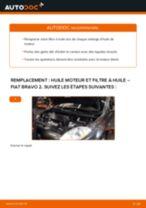 Notre guide PDF gratuit vous aidera à résoudre vos problèmes de FIAT FIAT BRAVO II (198) 1.6 D Multijet Filtre à Carburant