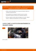 RENAULT GRAND SCÉNIC manual de solución de problemas