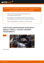 PDF manual sobre mantenimiento GRAND SCÉNIC