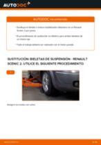 Manual de instrucciones RENAULT GRAND SCÉNIC