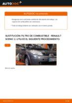 Manual de taller para RENAULT GRAND SCÉNIC en línea