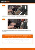 Cambio Spazzola tergivetro posteriore e anteriore ALFA ROMEO da soli - manuale online pdf