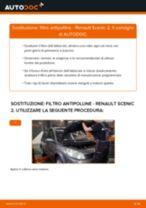 Come cambiare filtro antipolline su Renault Scenic 2 - Guida alla sostituzione