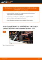 Sostituzione Molla autotelaio FIAT DOBLO: pdf gratuito
