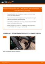 Learn how to fix the ALFA ROMEO Anti Roll Bar Bushes trouble