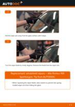 Auto mechanic's recommendations on replacing ALFA ROMEO Alfa Romeo 159 Sportwagon 2.4 JTDM Control Arm