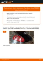 Online manual on changing Brake disc set yourself on BMW Z4 E89