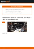 Auto mechanic's recommendations on replacing FIAT FIAT BRAVO II (198) 1.6 D Multijet Fuel Filter