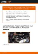 Αντικατάσταση Καπό SKODA ROOMSTER: οδηγίες pdf