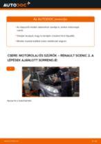 Online kézikönyv – saját kezű Nissan Pathfinder R52 Féktárcsák csere