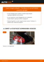 ALMERA I (N15) javítási és kezelési útmutató pdf
