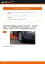 Kaip pakeisti Kaitinimo žvakės Opel Vectra C Sedanas - instrukcijos internetinės